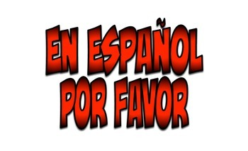 Spanish Word Wall: Must Have Basic and Advanced Phrases (Red)