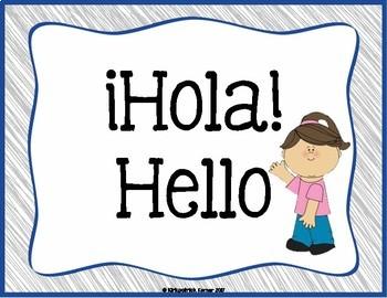 Spanish Word of the Day - Spanish Basics