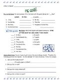 "Spanish Worksheet--Choosing ""Me, Te, Les, Nos"" or ""Les"" wi"