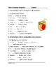 Objetos directos - Direct Object Pronouns Worksheet (differentiated)