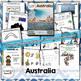 Spanish Worksheets: Australia. Educación temprana. A partir de 3-4 años.