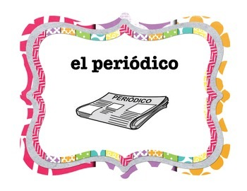 Spanish World News Unit Que Pasa En El Mundo