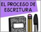 English & Spanish Writing Process POSTERS!
