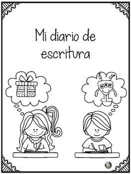 Spanish Writing Prompts - Feelings