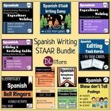 Spanish Writing STAAR Bundle