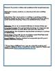 Spanish Writing and Speaking Activity -Linea de la semana 4
