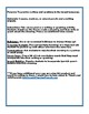 Spanish Writing and Speaking Activity -Linea de la semana 8