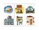 Spanish Writing and Spelling Activity with City Locations