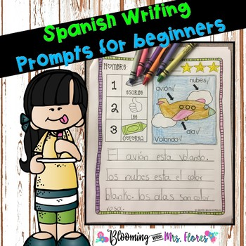 Spanish Writing for beginners
