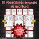 Spanish Writing Prompts Growing Bundle