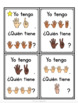Spanish: Yo tengo... ¿Quién tiene...? Subitize: Finger Pat