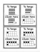 Spanish: Yo tengo... ¿Quién tiene...? Subitize: Ten-Frames to 20