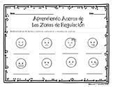 Spanish-Zones Activity