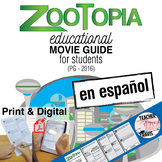 Zootopia Guía de película en Español / Zootopia Movie View