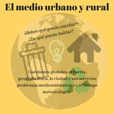 Spanish ab Initio oral individual (preguntas por temas) EL