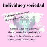 Spanish ab Initio oral individual (preguntas por temas) IN
