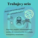 Spanish ab Initio oral individual (preguntas por temas) TR
