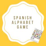Spanish alphabet game / juego abecedario en español.