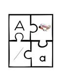 Alfabeto- Spanish alphabet puzzle