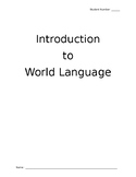 Spanish and French Cultures Workbook