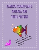 Spanish animals and sounds they make!
