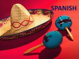 Spanish -ar verb conjugation practice and ir and jugar practice