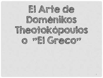 Spanish art - El Greco