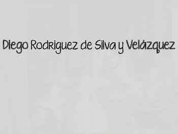 Spanish art - Velazquez notes