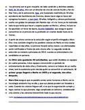 Spanish article - la vida en Marte with future tense oral
