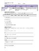 Spanish assessment - Gustar + infinitives