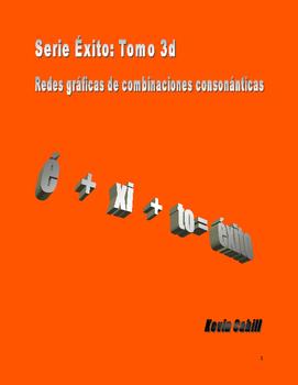 Spanish bilingual blends Redes de sílabas trabadas- K/1/2 grade reading syllable