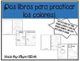 Spanish books on colors and counting