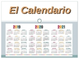 Spanish calendar: days, months and seasons