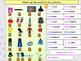 Spanish clothes, la ropa PPT for beginners