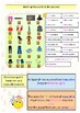 Spanish clothes, la ropa booklet for beginners