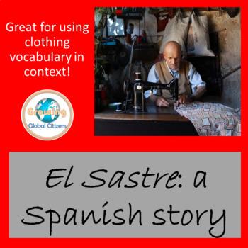 Spanish clothing story Jose el sastre
