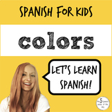 Colors in Spanish | Elementary Spanish
