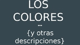 Spanish colors powerpoint