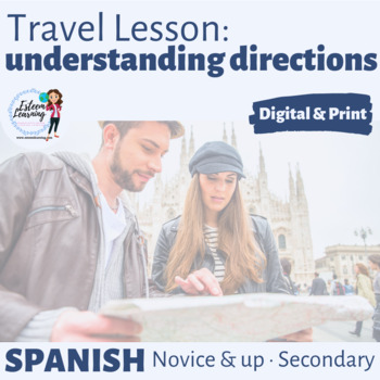 Travel Lesson - Maps and Directions