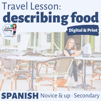 Travel Lesson - Describing Food / A Traditional Dish