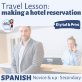Travel Lesson - Booking a Hotel