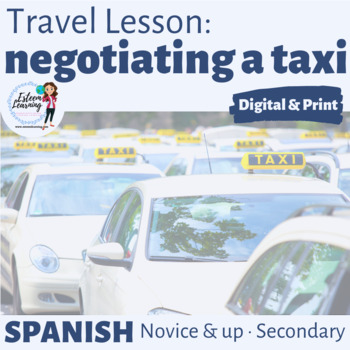 Travel Lesson - Negotiating a Taxi