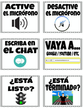Spanish Bulletin Board: Computer Expressions