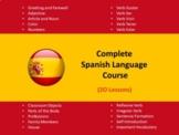 Learn Spanish Language eBook