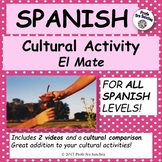 Spanish cultural activity – El MATE