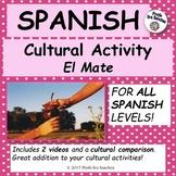 Spanish cultural activity – El MATE