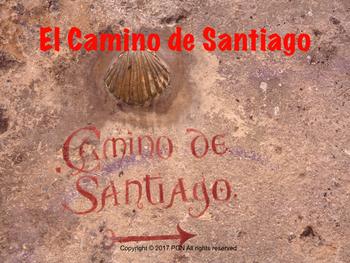 Spanish cultural unit: El Camino de Santiago(in Spanish)