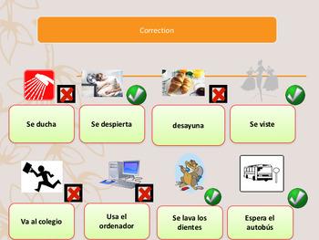 Spanish daily routine, mi rutina full lesson for beginners