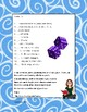Spanish dice game for conjugatio: Conditional Tense, That'