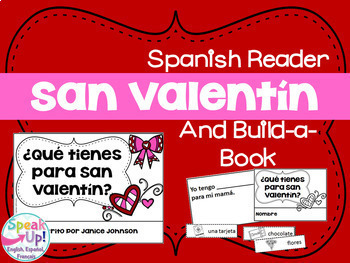 ¡A celebrar febrero! / Spanish February Bundle